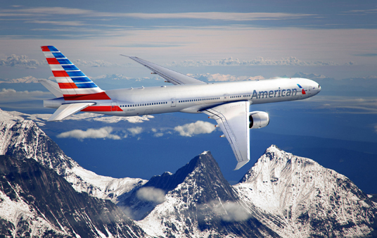 American-Airlines-avion