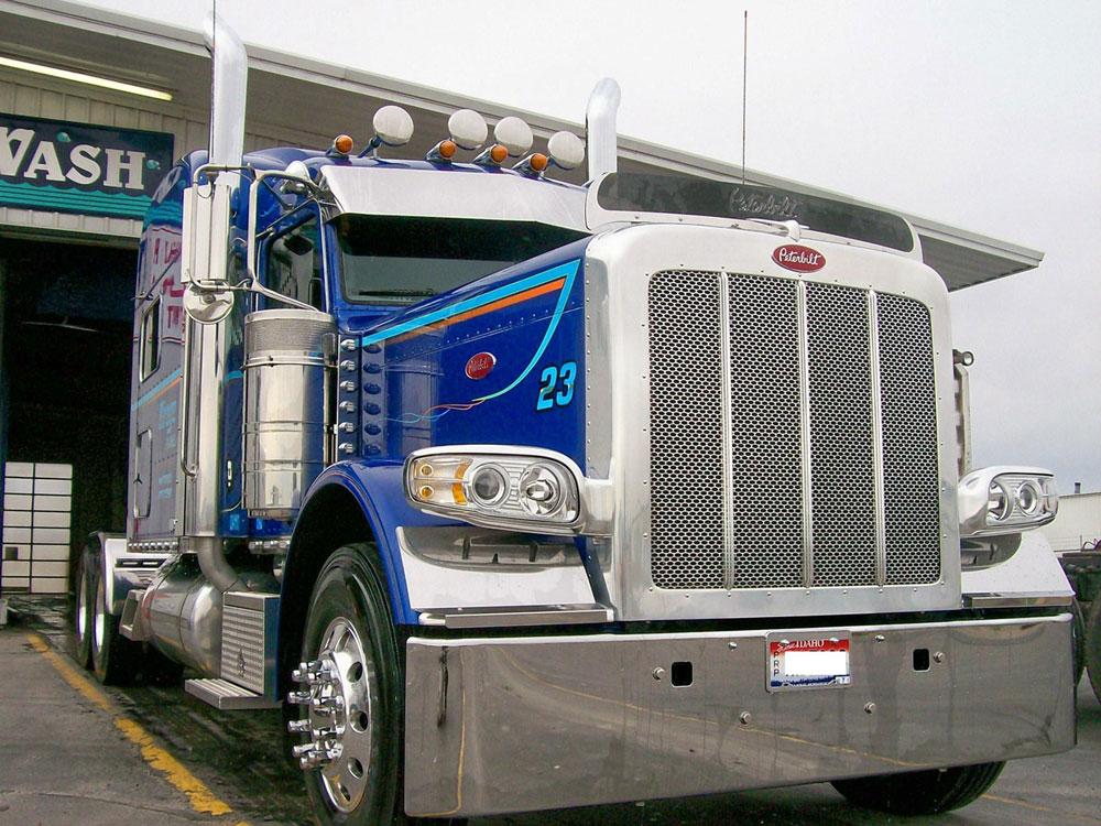 Camiones Clase 8 siguen aumentando su demanda