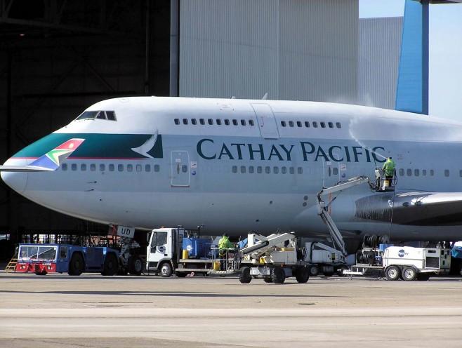Cathay Pacific firma un acuerdo con CHEP