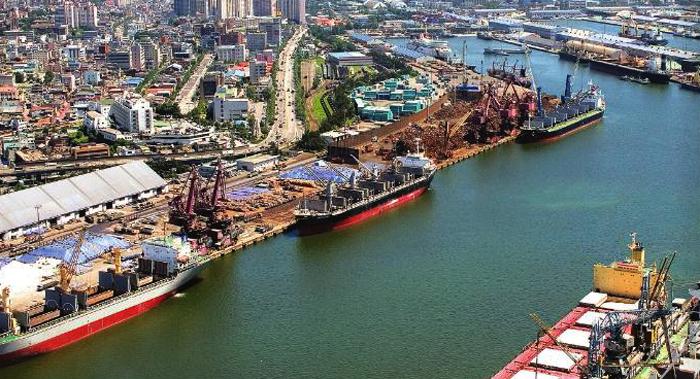 Corea del Sur aumenta los niveles de carga marítima