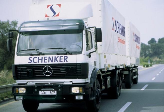 DB Schenker lanza un nuevo servicio en el este de China
