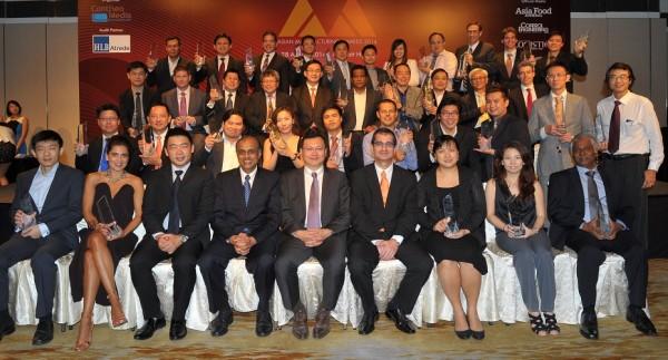 El sector logístico asiático premia a las empresas más destacadas