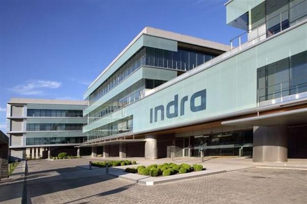 Indra-edificio