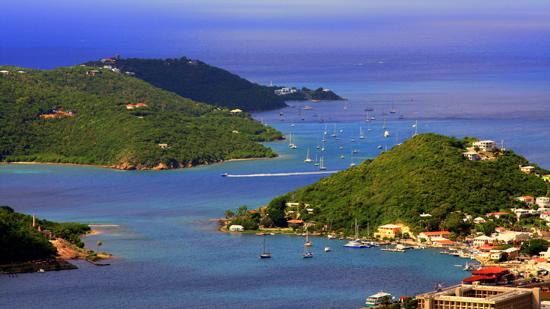 Islas Vírgenes mejoran sus instalaciones para cruceros