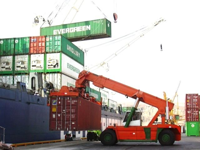 Las exportaciones aumentan su valor en EEUU