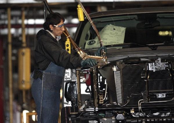 Las manufacturas siguen creciendo en agosto