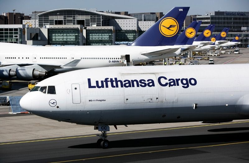 Lufthansa y ANA crean una joint venture