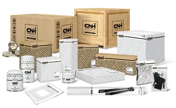 Nueva identidad CNH Genuine Parts