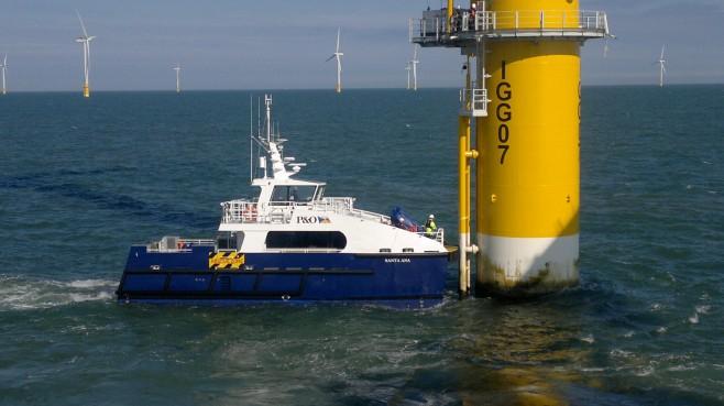 P&O Maritime compra participación en REPASA