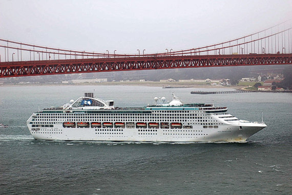 Princess Cruises suspende un crucero por seguridad