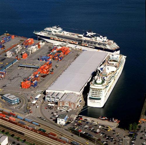 Puerto de Vancouver cerrará la temporada con incremento de visitantes