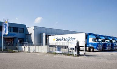 Stef compra Speksnijder Transport