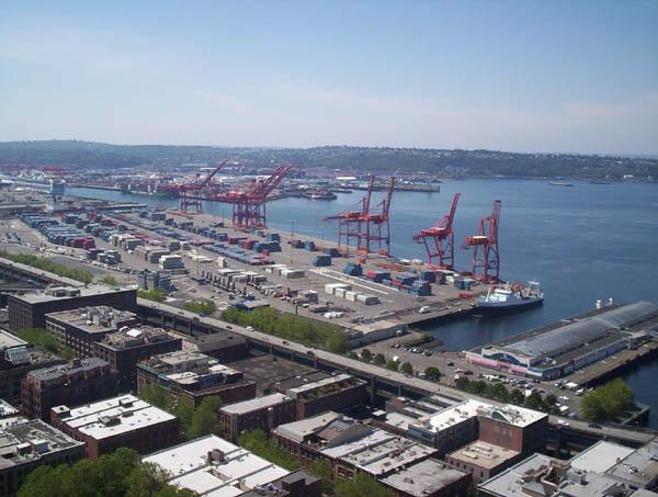 Ted J. Frick nombrado nuevo CEO del Puerto de Seattle