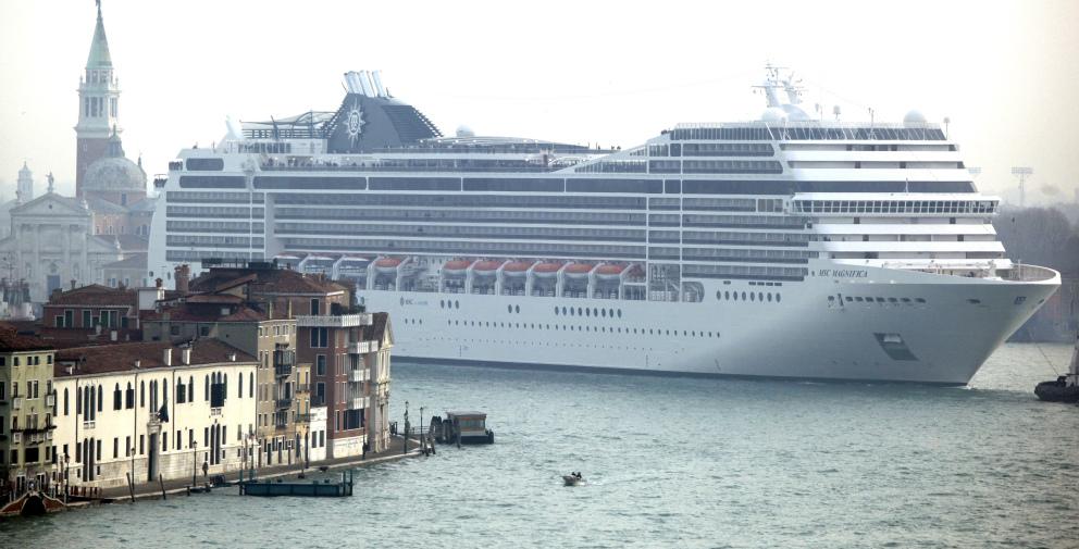 Venecia planea construir un nuevo puerto