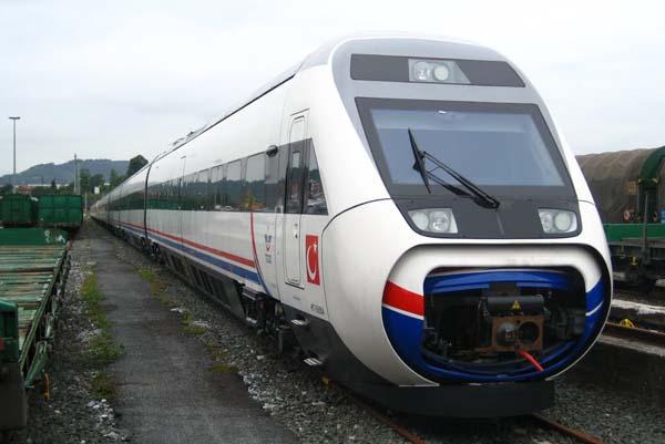tren turco