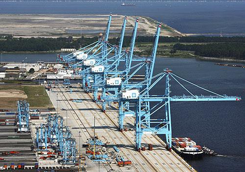 APM Terminals operará Terminal de Contenedores de Moín
