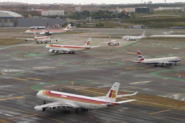 Aena-aviones-Iberia