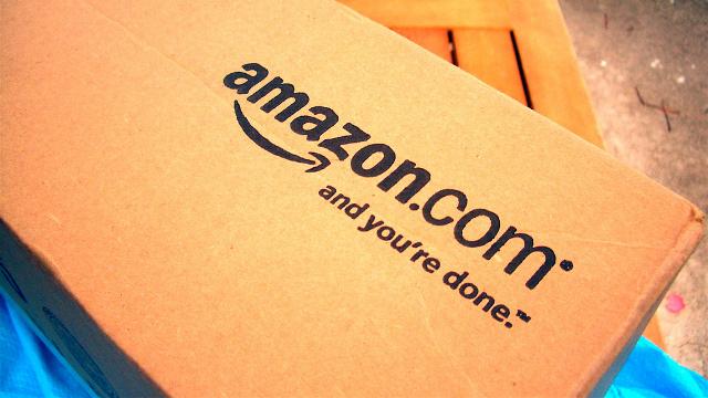 Amazon se prepara para la Navidad