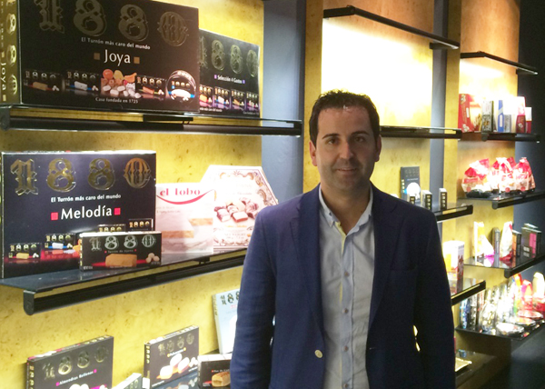 Andrés Cortijos Confectionary Holding
