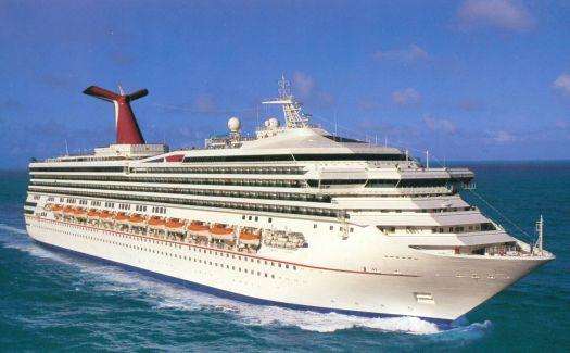 China podría construir buques de lujo para Carnival