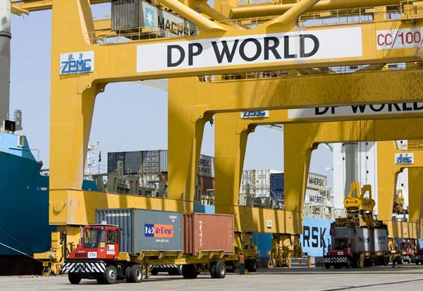 DP World aumenta sus volúmenes