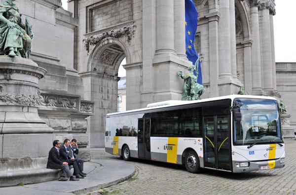 De Lijn autobus