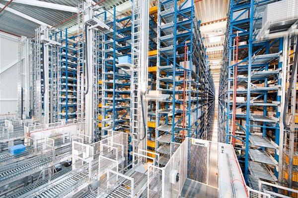 Dematic-automatizacion-almacen-Dansk