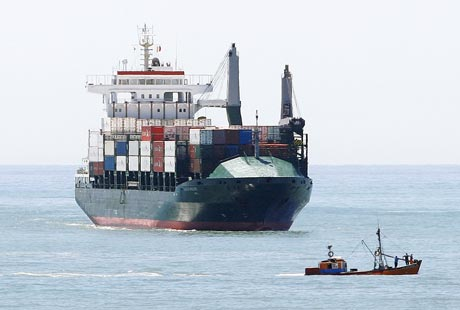 Empresas siguen apostando por grandes buques