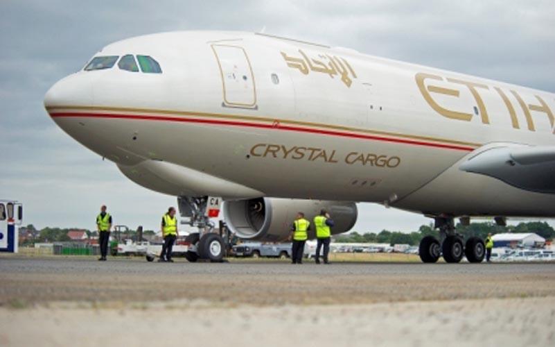 Etihad Cargo y Avianca se alían para llegar a Bogotá