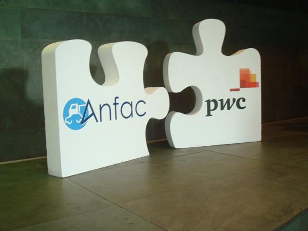 Foro Anfac y PwC piezas