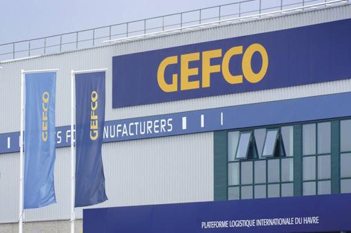 Gefco-Frankfurt