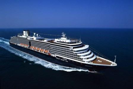 Holland America cancela crucero por problemas técnicos