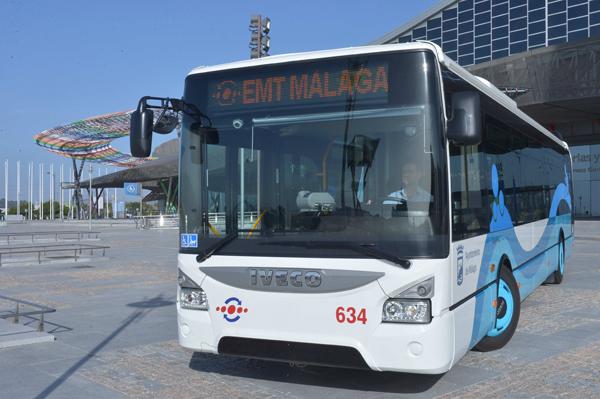 Iveco Bus Urbanway Malaga