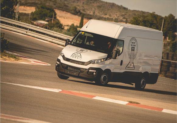 Iveco-furgoneta