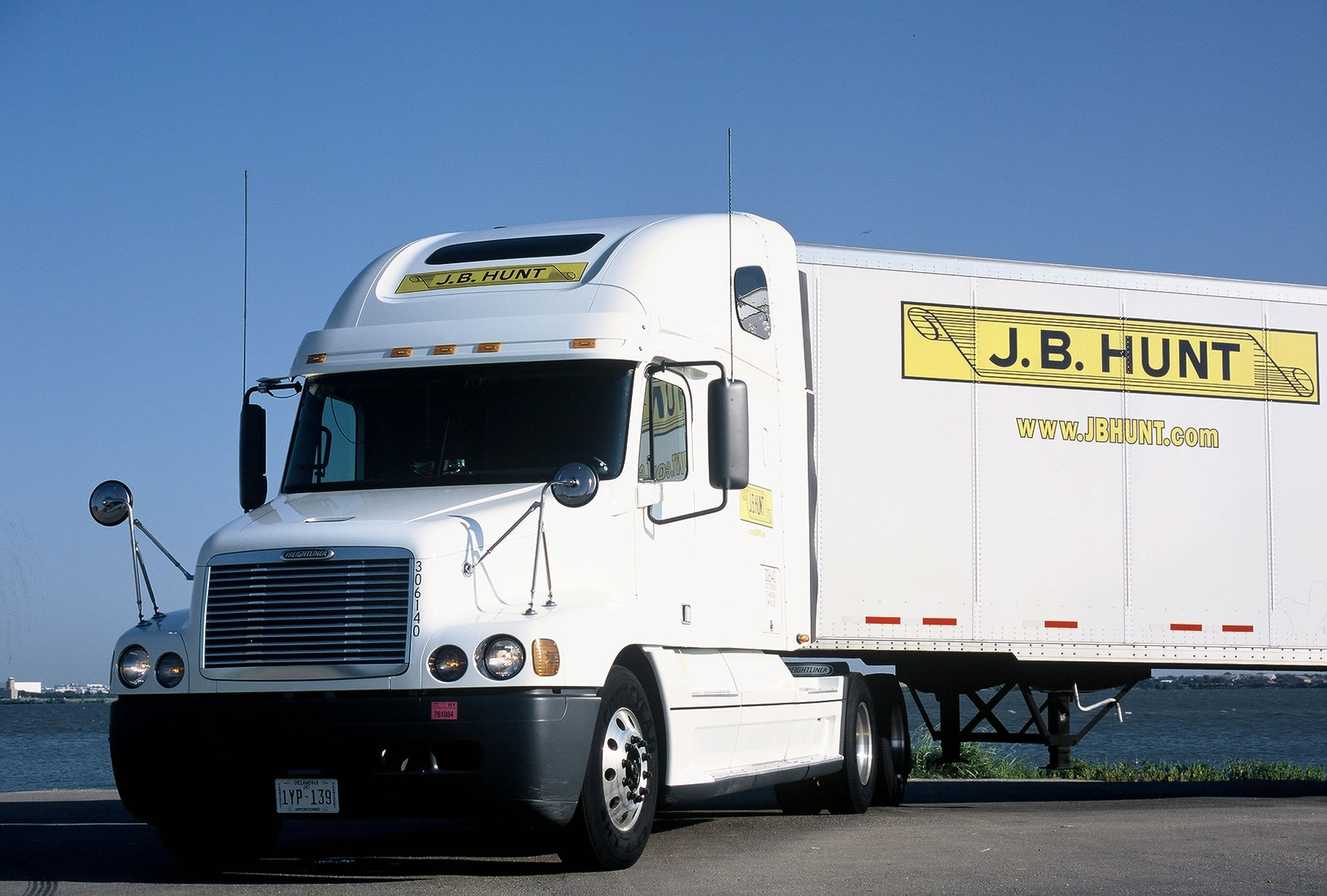 JB Hunt aumenta sus beneficios en el tercer trimestre