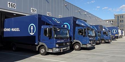 Kuehne+Nagel construye un nuevo centro de logística en Singapur