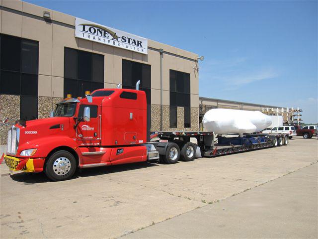 Lone Star Transportation se fusionará con Daseke