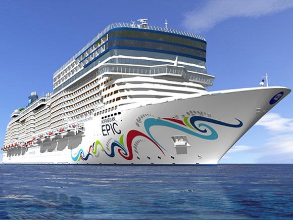 Los turistas llegados en crucero a España, siguen aumentando
