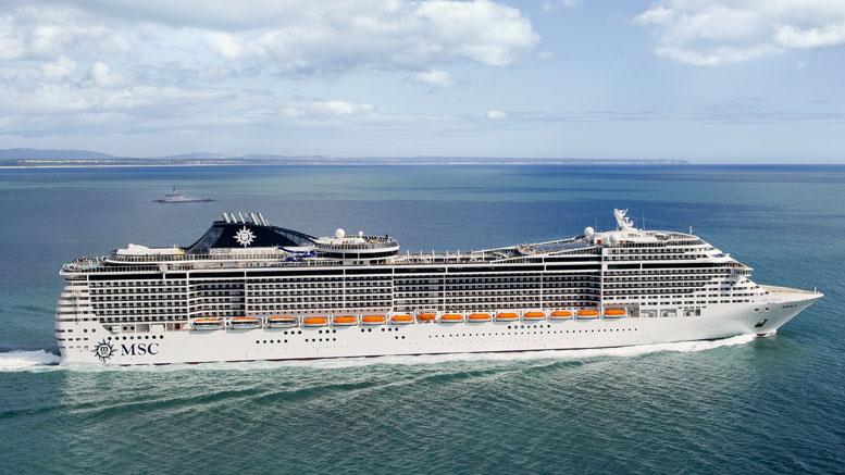 MSC Cruceros presenta oferta especial para su buque Divina