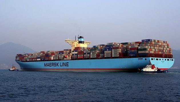 Maersk incrementará sus tarifas de flete