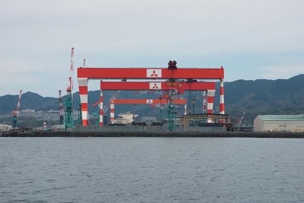 Mitsubishi Heavy Industries construye buques más ecológicos