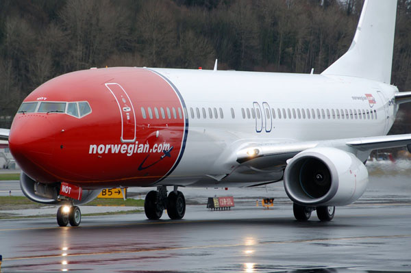 Norwegian Air Shuttles