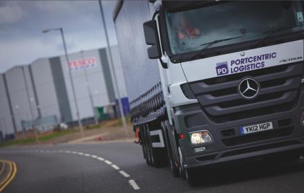 PD Portcentric Logistics y Allport Cargo Services firman nuevo contrato