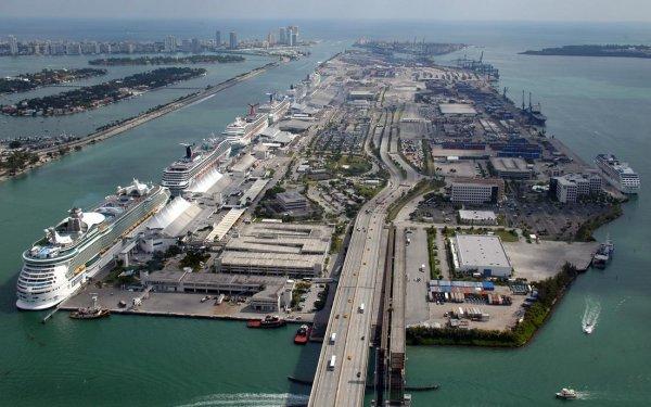 Puerto de Miami cuenta con nuevos servicios para envíos más rápidos