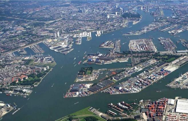 Puertos de Los Ángeles y Long Beach siguen teniendo problemas de tráfico