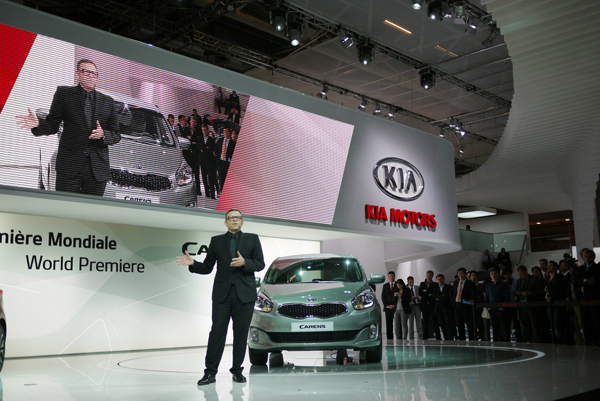 Salon-de-Paris-Kia-Motors