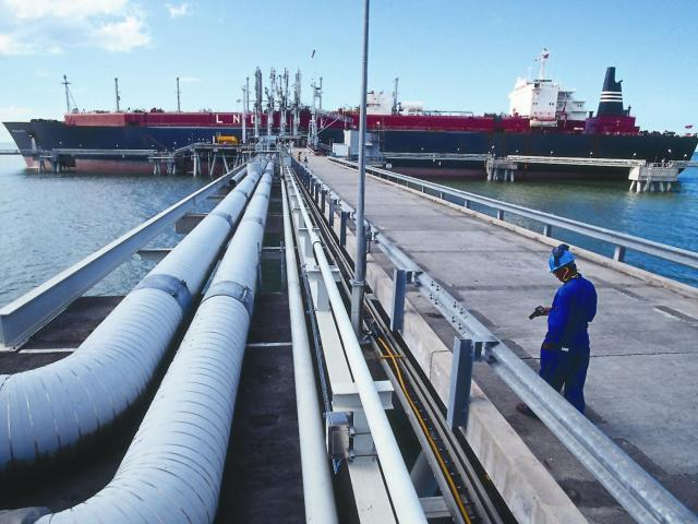 Singapur apuesta fuerte por el gas natural licuado