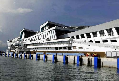 Singapur es el mejor destino de cruceros del año