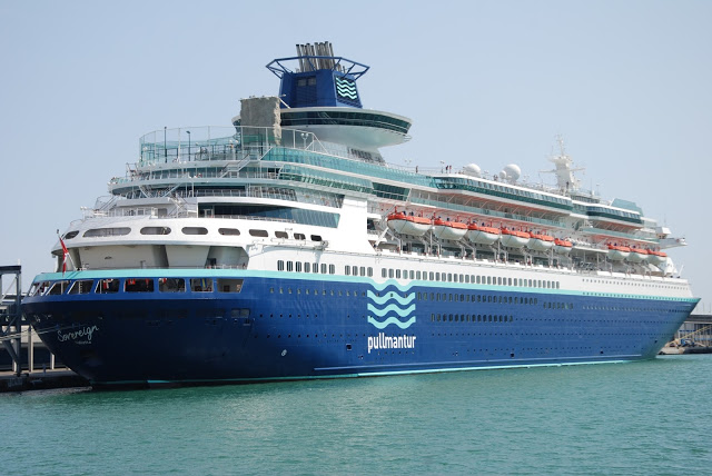 Sovereign de Pullmantur ya cuenta con el Sello de Turismo Familiar