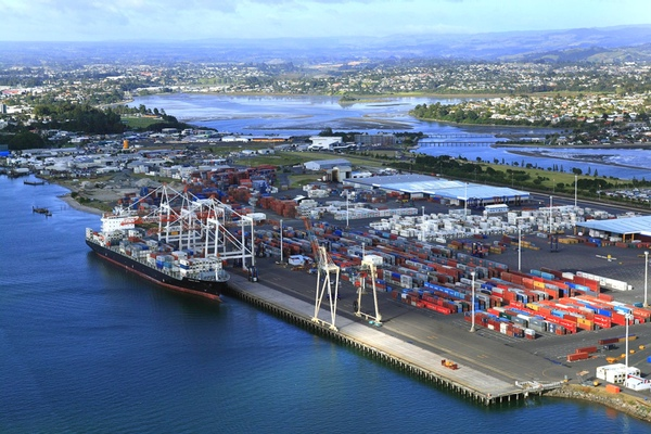 Tauranga tendrá un nuevo centro intermodal